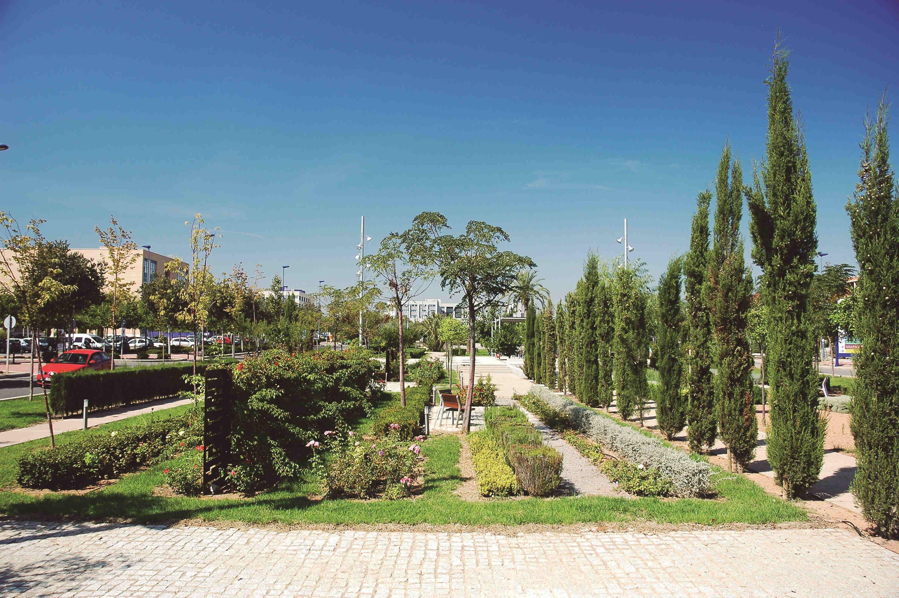 construcción de jardines 2