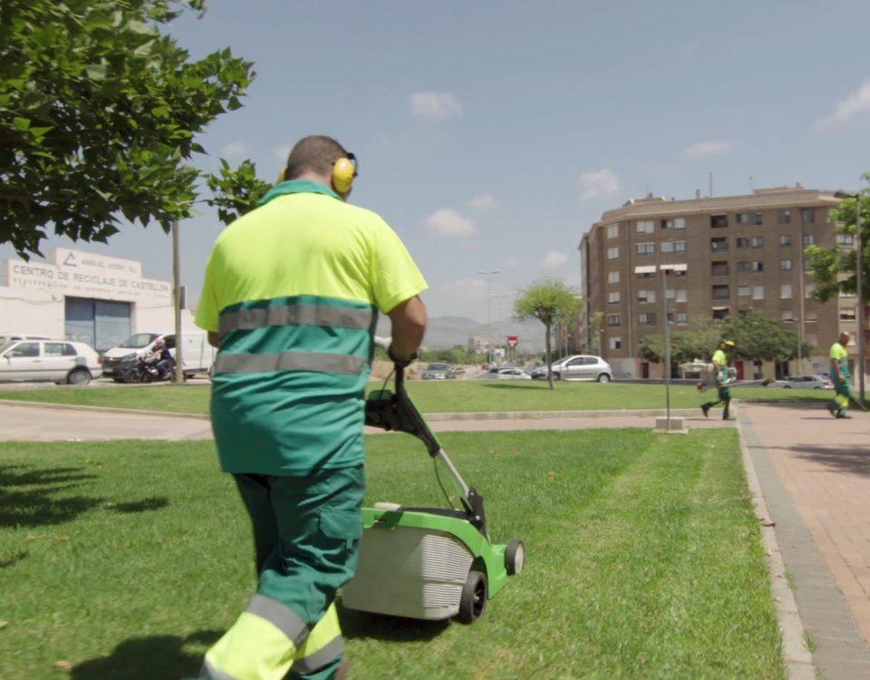 mantenimiento jardines castelló